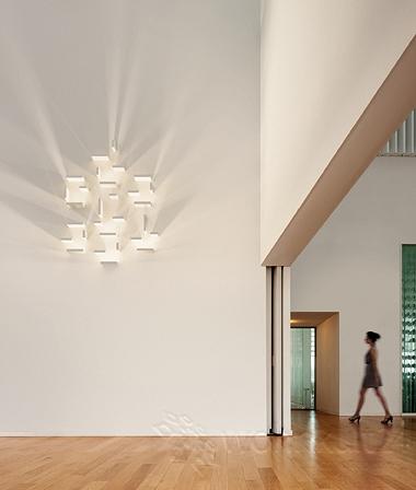 vibia 7752 set vibia leuchten wohnkult24. Black Bedroom Furniture Sets. Home Design Ideas