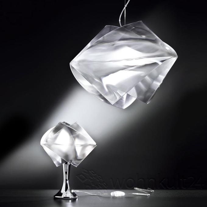 Slamp gemmy prisma slamp leuchten gem04tav0001le for Consales arredamenti
