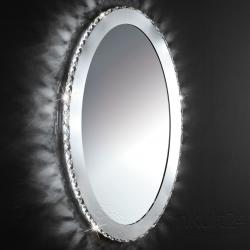 Eglo 93948 Toneria LED 36W Kristall Spiegel oval Serie 484