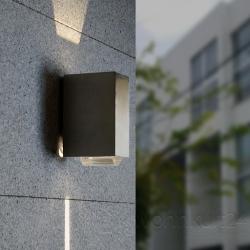 Lutec Evans 1862 LED Wand-Aussenleuchte