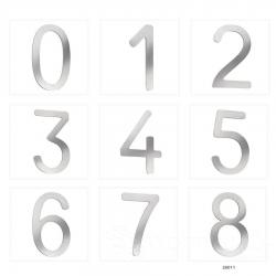 CMD Hausnummern klein 0 - 9