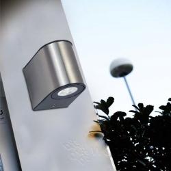 Lutec Gemini 1890M LED Wandaussenleuchte