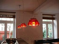 Ingo Maurer Campari Light 136000 Pendellampe