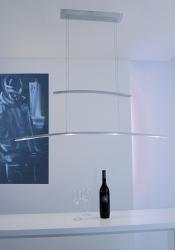 Bopp Arco Pendelleuchte LED 4-flg.