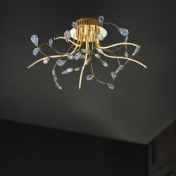 B-Leuchten Crystal 70326 LED Deckenleuchte