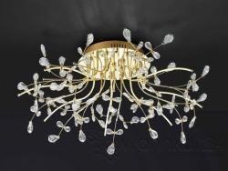 B-Leuchten Crystal 70327 LED Deckenleuchte