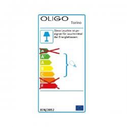 Oligo READY FOR TAKE OFF Torino 11-943-10-05 Schienensystem Strahler