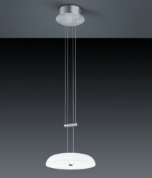 Bankamp 2088/1-01 Vanity LED Pendelleuchte