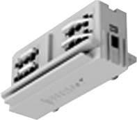 Oligo PHASE Schienensystem 33-401-10-06 Kupplung Standard