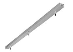 Lumexx V23-1400-03-9 VIGA LED für 3 Pendelleuchten