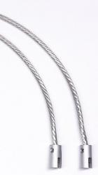Oligo Niedervolt-Seilsystem LIGHT-LINE 16-164-10-05 Einspeisung Klemmen + Kabel