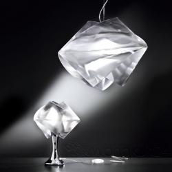 Slamp Tischleuchte Gemmy Prisma 25W