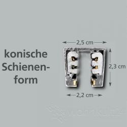 Fischer 24650 M6 HV Track 4 Schienenlänge 180cm