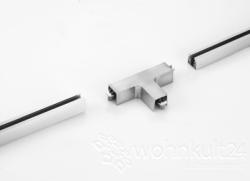 Fischer 24600 M6 HV Track 4 Stromschienenverbinder 90°